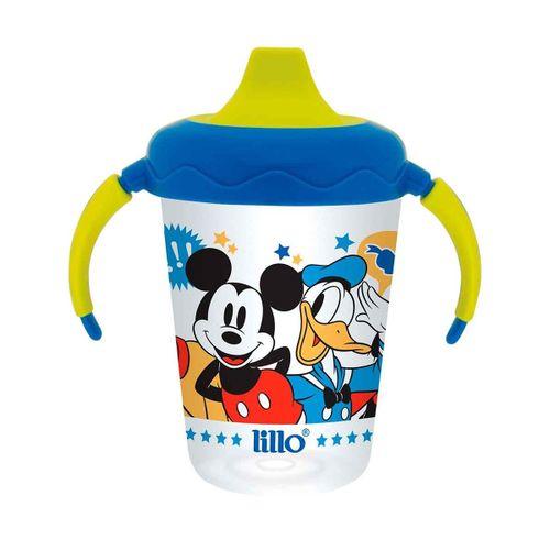 Copo Caneca De Treinamento Antivazamento Disney 207ml Lillo