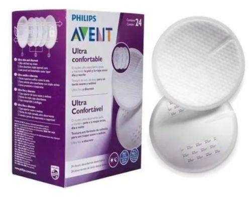 Absorventes Descartáveis para Seios 24 (Uni) - Philips Avent