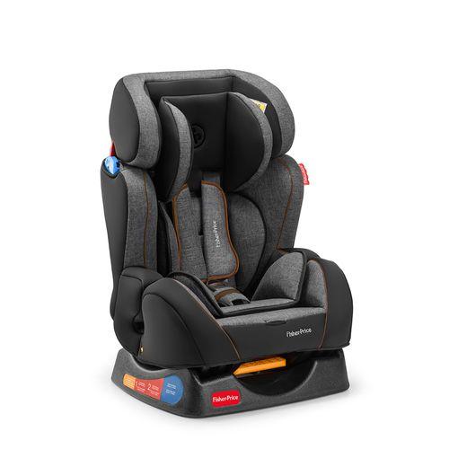 Cadeira De Carro Hug Cinza 0 a 25 kg Fisher Price