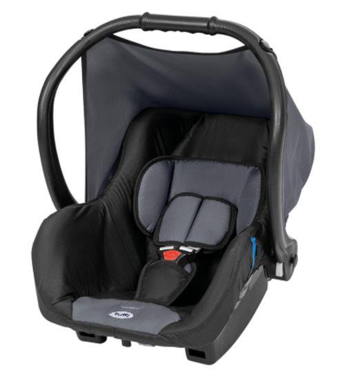 Bebê Conforto para bebê até 13kgs Evo Preto - Tutti Baby