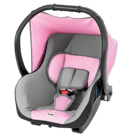 Bebê Conforto para bebê até 13kgs Evo Rosa - Tutti Baby