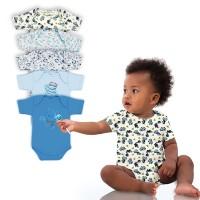 kit body bebê com 5 peças