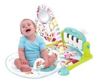 brinquedo de bebê colorido