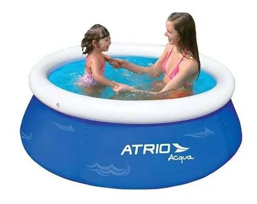 piscina inflável infantil